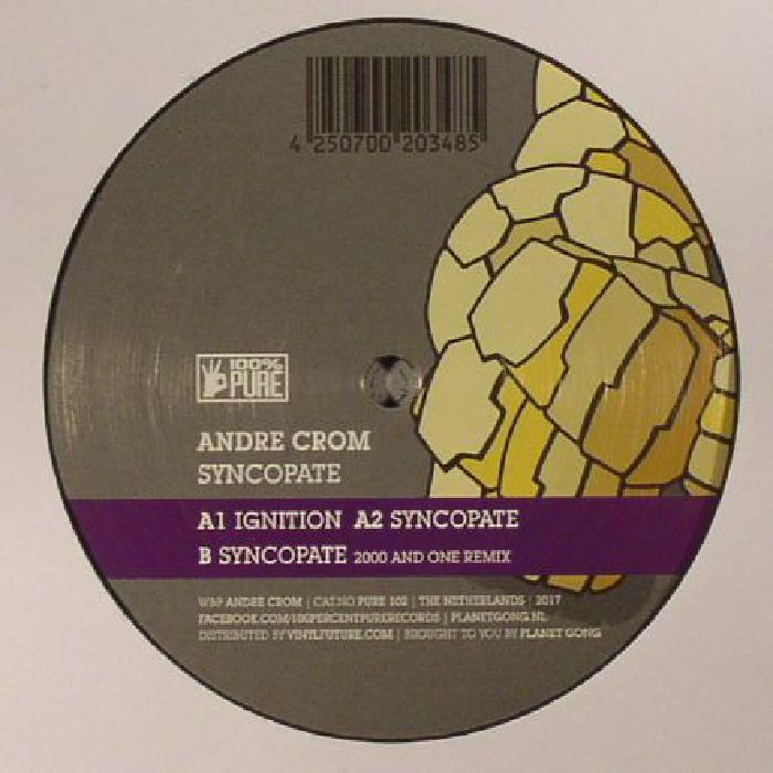 CROM, Andre - Syncopate