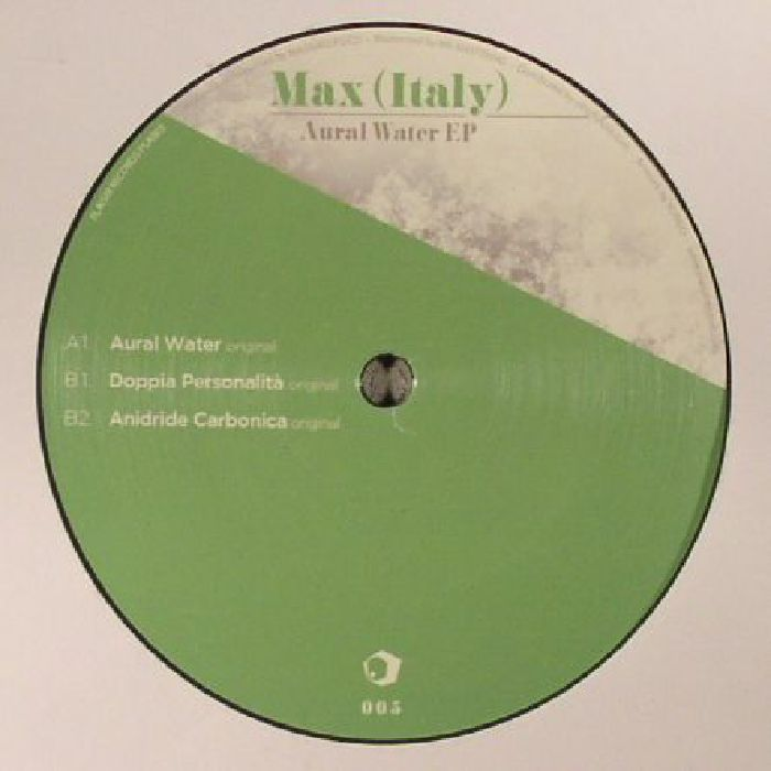MAX (ITALY) - Aural Water EP