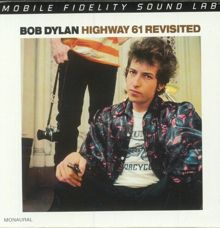 DYLAN, Bob - Highway 61 Revisited (reissue) (mono)