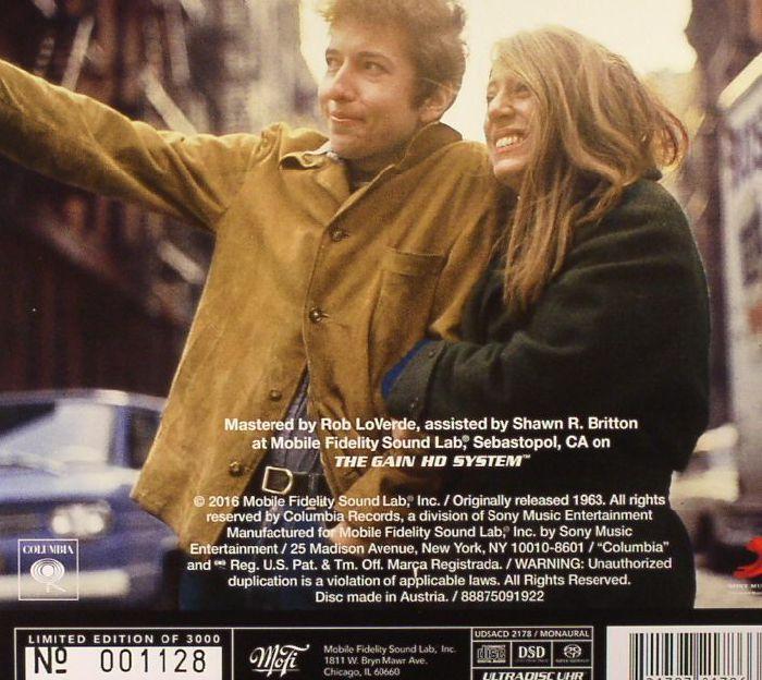 DYLAN, Bob - The Freewheelin' Bob Dylan
