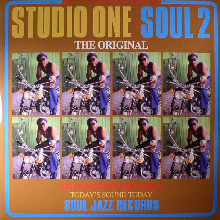 VARIOUS - Studio One Soul 2 (remastered) (reissue)