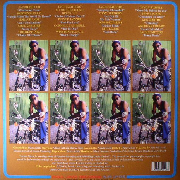 VARIOUS - Studio One Soul 2 (remastered) (reissue)