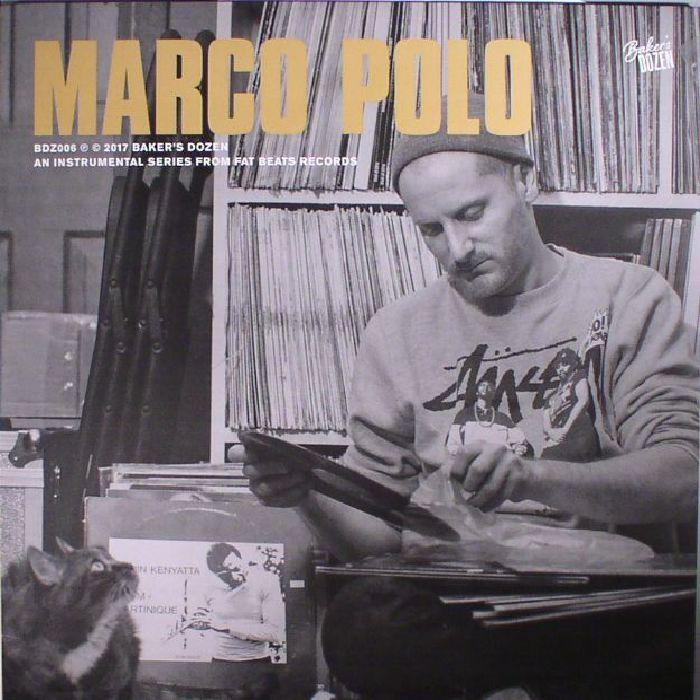Marco POLO Baker s Dozen vinyl at Juno Records.