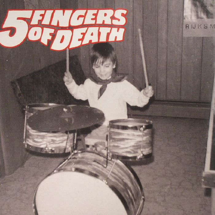 NICE, Paul - Five Fingers Of Death