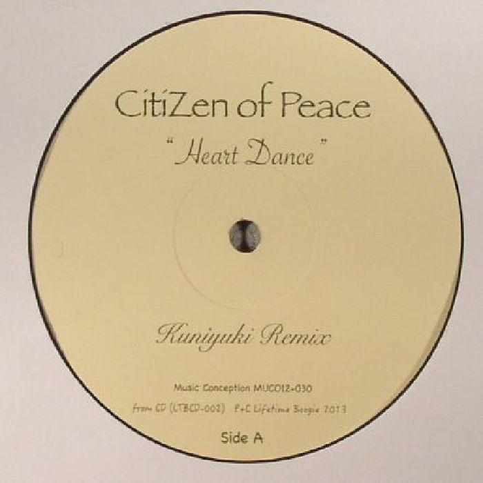 CITIZEN OF PEACE - Heart Dance