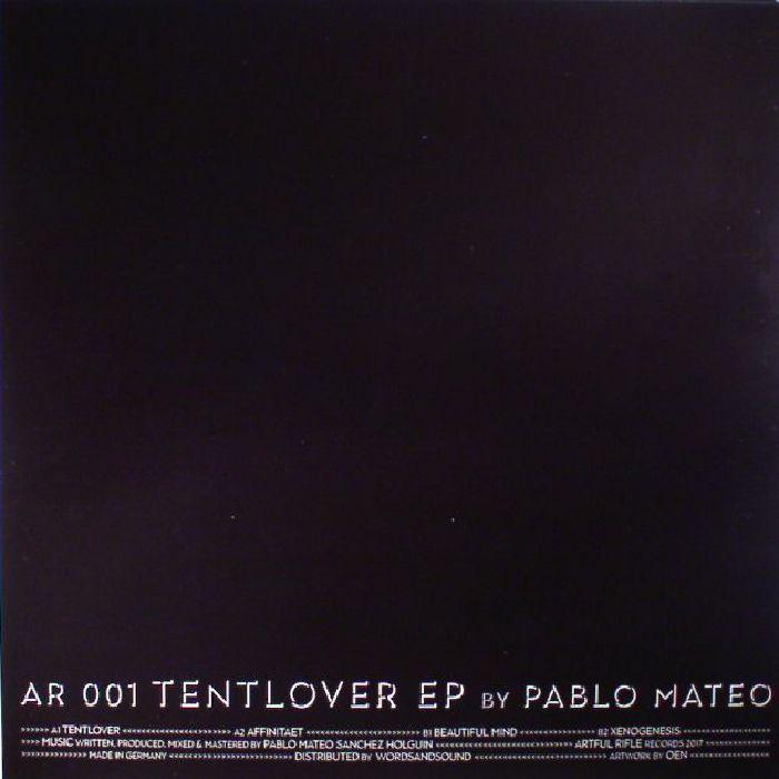 MATEO, Pablo - Tentlover EP