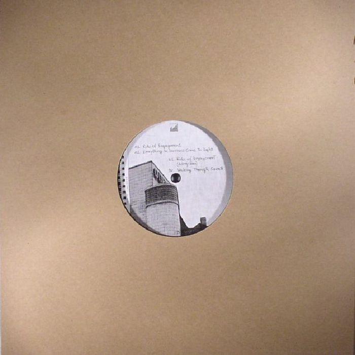 SERGE, Myles - Walking Through Concrete EP