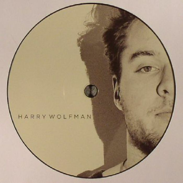 WOLFMAN, Harry - Downstream EP