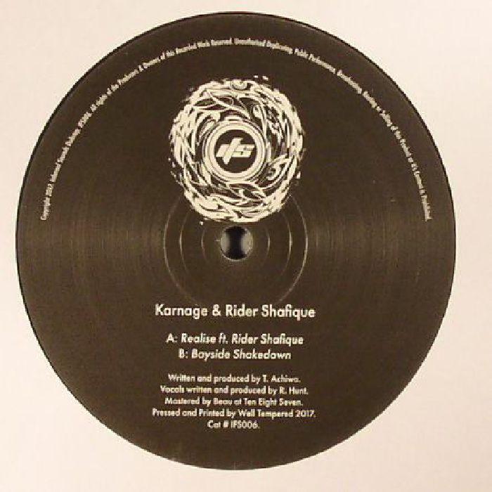 KARNAGE/RIDER SHAFIQUE - Realise