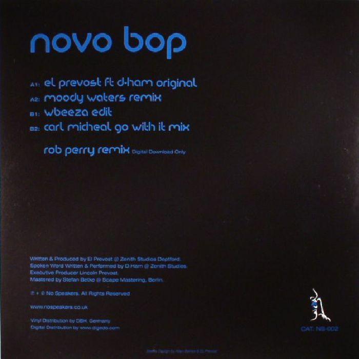 EL PREVOST feat D HAM - Novo Bop
