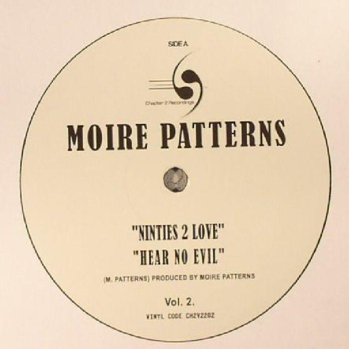 MOIRE PATTERNS/ORLANDO VOORN/SANTONIO ECHOLS - Back To Basics Vol 2