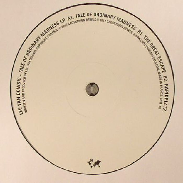 VAN DOWSKI, Lee - Tale Of Ordinary Madness EP