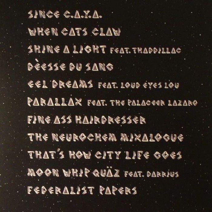 SHABAZZ PALACES - Quazarz: Born On A Gangster Star