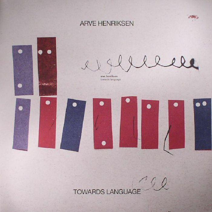 HENRIKSEN, Arve - Towards Language