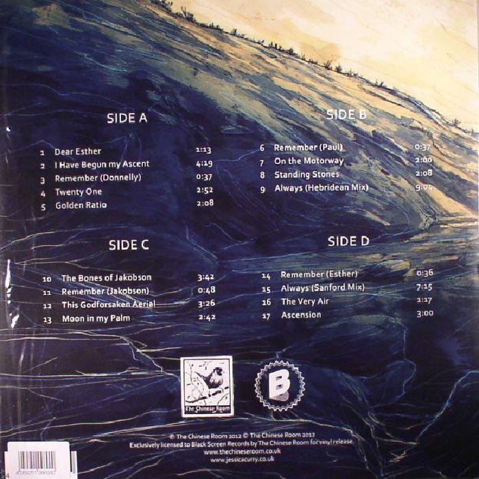 Jessica CURRY Dear Esther (Soundtrack) Vinyl At Juno Records