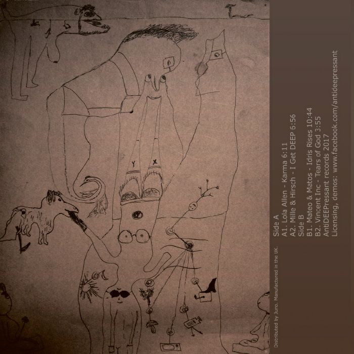 ALLEN, Lola/MATEO & MATOS/MILLE & HIRSCH/VINCENT INC - Karma EP