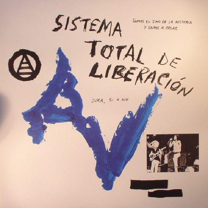 ANARQUIA VERTICAL - Sistema Total De Liberacion