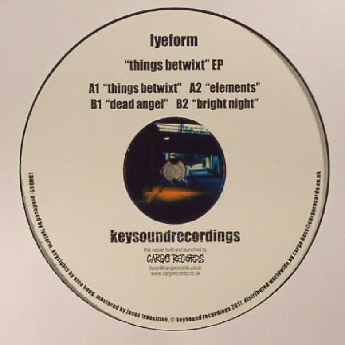 LYEFORM - Things Betwixt EP