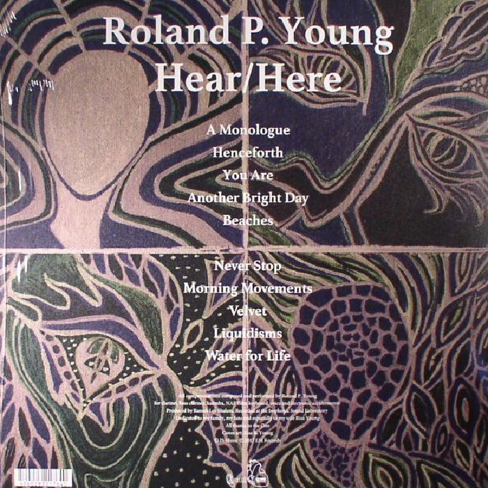 YOUNG, Roland P - Hear/Here