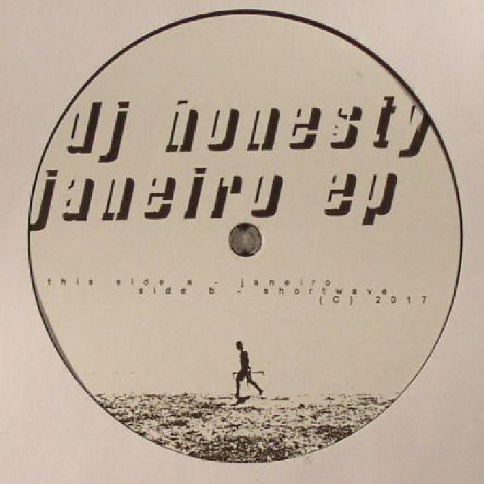 DJ HONESTY - Janeiro EP
