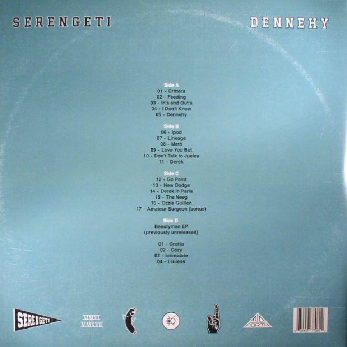 SERENGETI - Dennehy/Beautyman EP