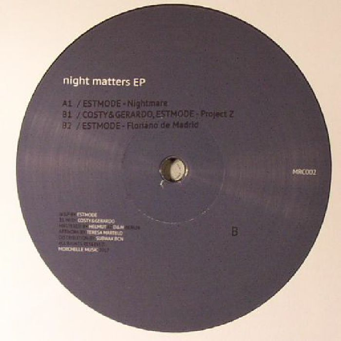 ESTMODE/COSTY/GERARDO - Night Matters EP