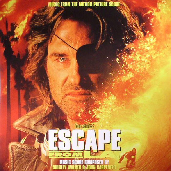 WALKER, Shirley/JOHN CARPENTER - Escape From LA (Soundtrack)