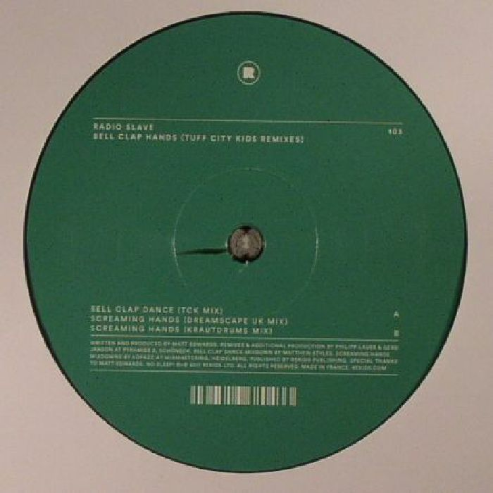 RADIO SLAVE - Bell Clap Dance (Tuff City Kids remix)