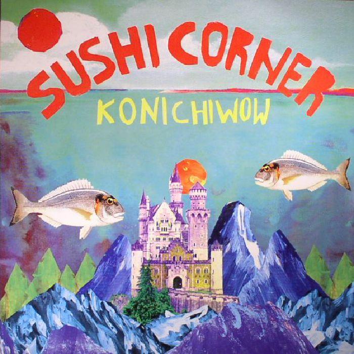 SUSHICORNER - Konichiwow
