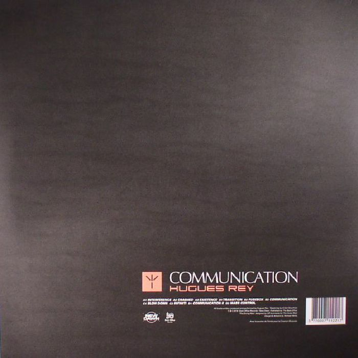 REY, Hugues - Communication