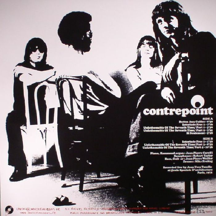 CONTREPOINT - Contrepoint