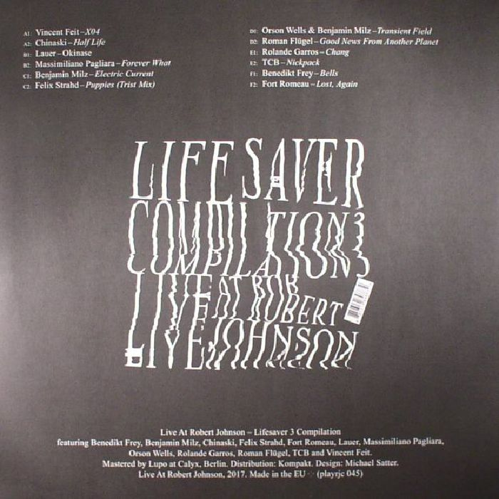 VARIOUS - Lifesaver Compilation 3