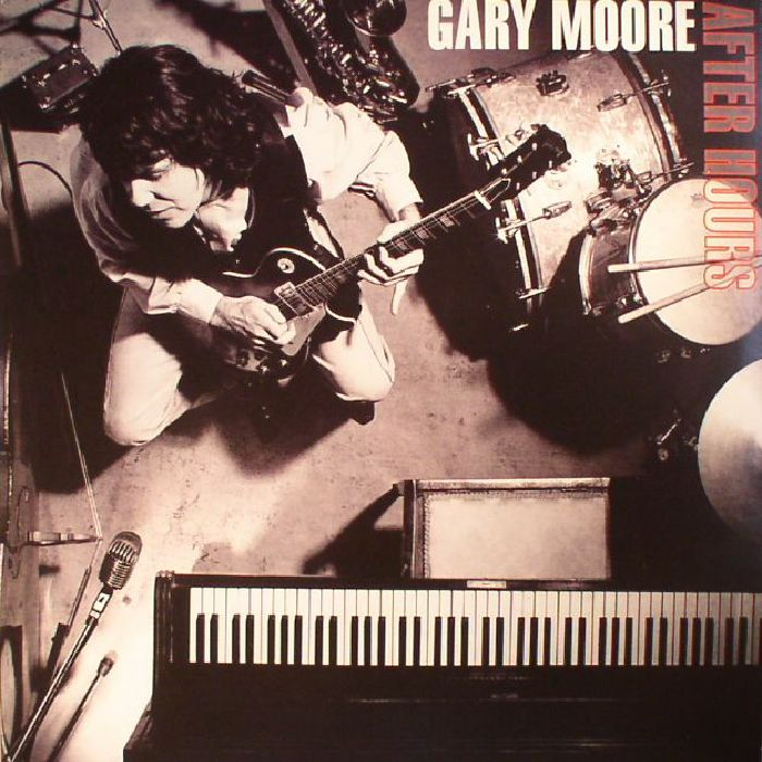MOORE, Gary - After Hours (reissue)