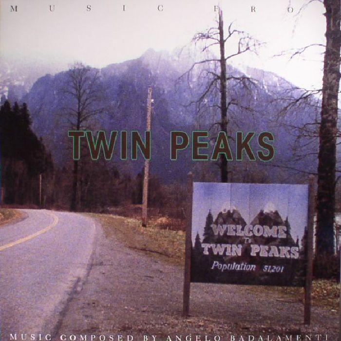 BADALAMENTI, Angelo - Twin Peaks (Soundtrack)