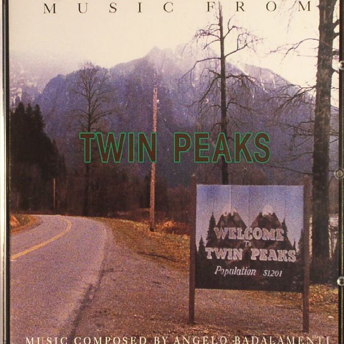 BADALAMENTI, Angelo - Music From Twin Peaks (Soundtrack)