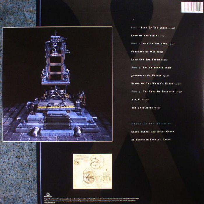 IRON MAIDEN - The X Factor (reissue)