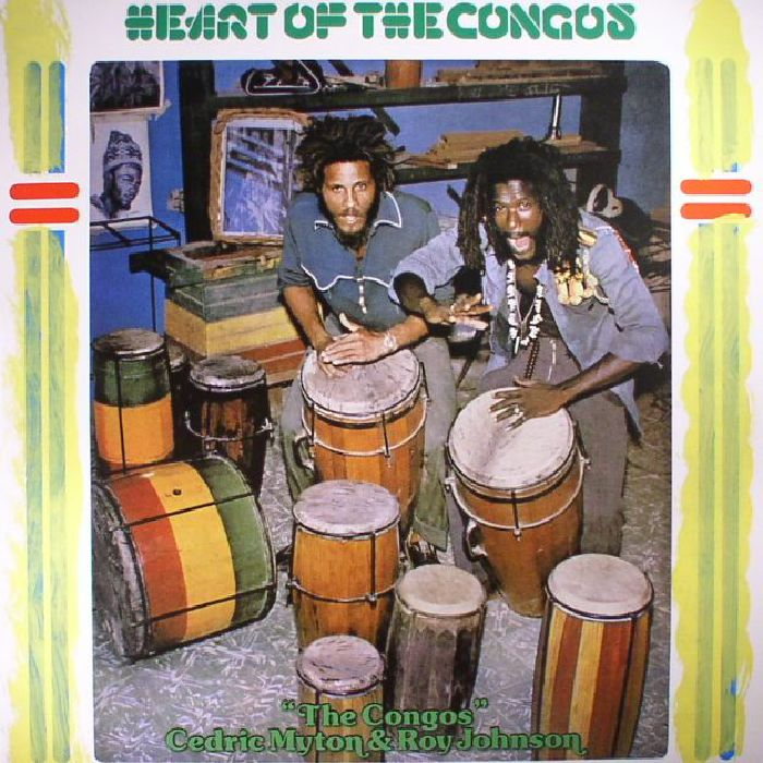 The Congos Heart Of The Congos Remastered Vinyl At Juno