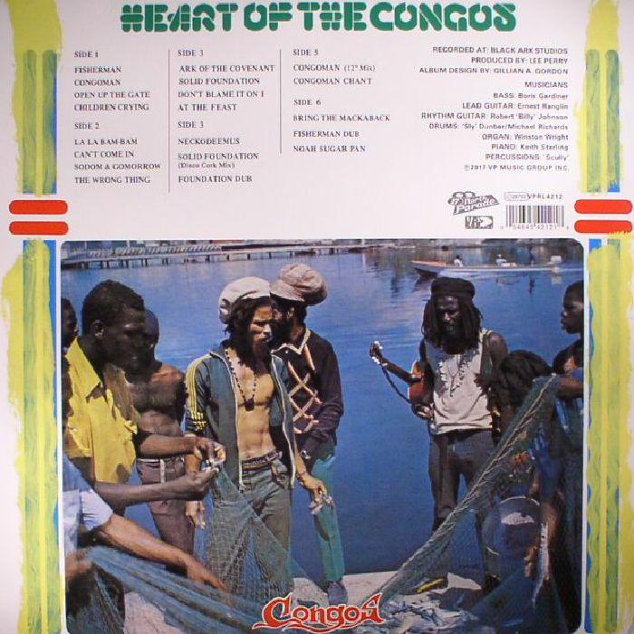 CONGOS, The - Heart Of The Congos (remastered)