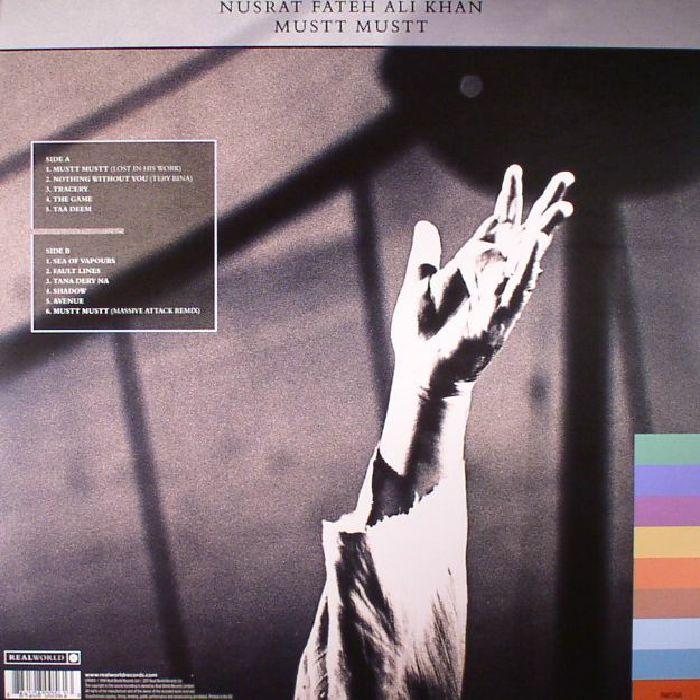 KHAN, Nusrat Fateh Ali - Mustt Mustt (reissue)