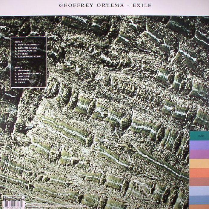 ORYEMA, Geoffrey - Exile (reissue)