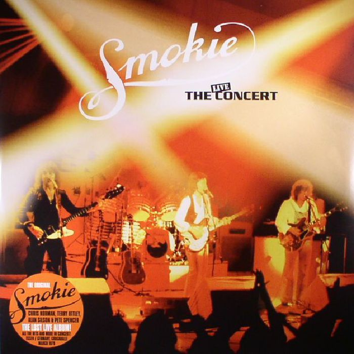 SMOKIE - The Concert: Live