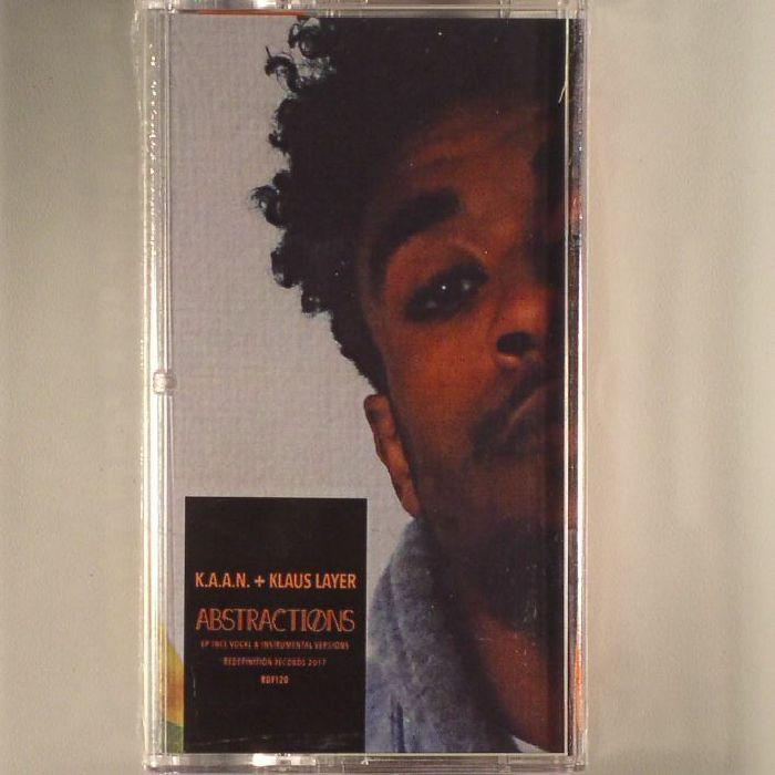KAAN/KLAUS LAYER - Abstractions