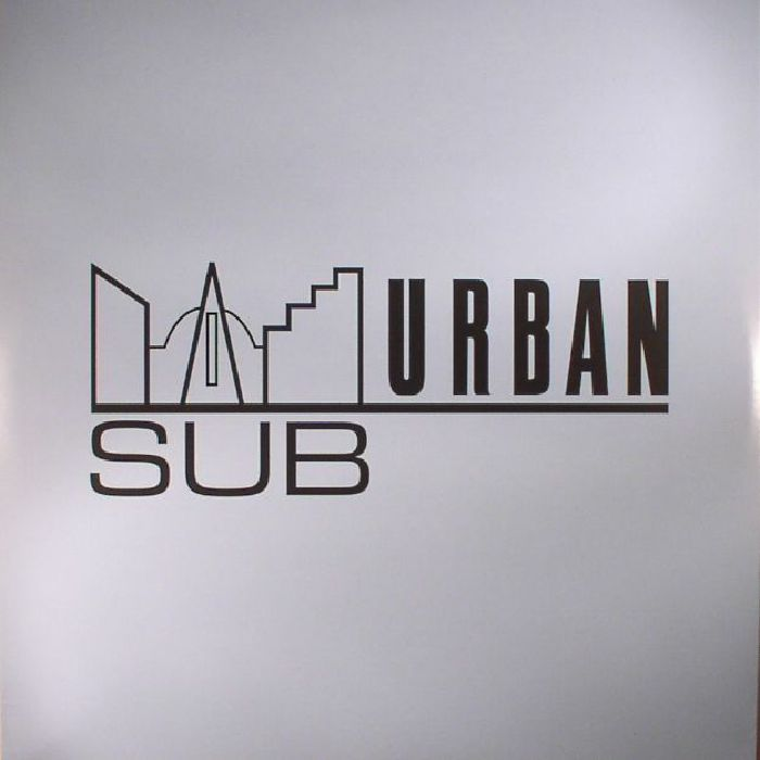 SOLOMON, Luke/VARIOUS - 4 To The Floor Presents Sub Urban Records