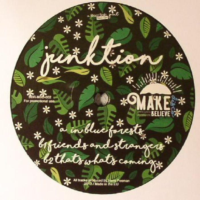 JUNKTION - Make Believe Disco No 2