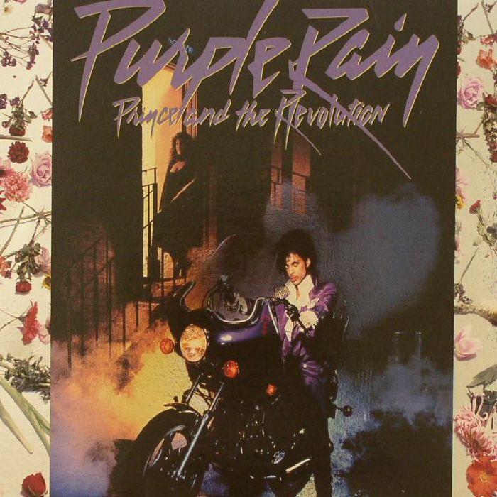 PRINCE & THE REVOLUTION Purple Rain (Collector s Edition
