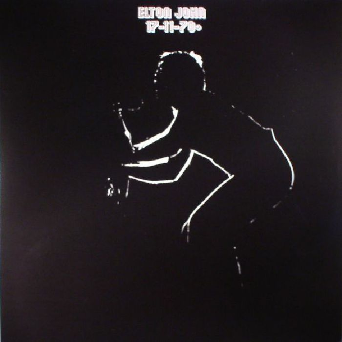 Elton John 17 11 70 Record Store Day 2017 Vinyl At Juno