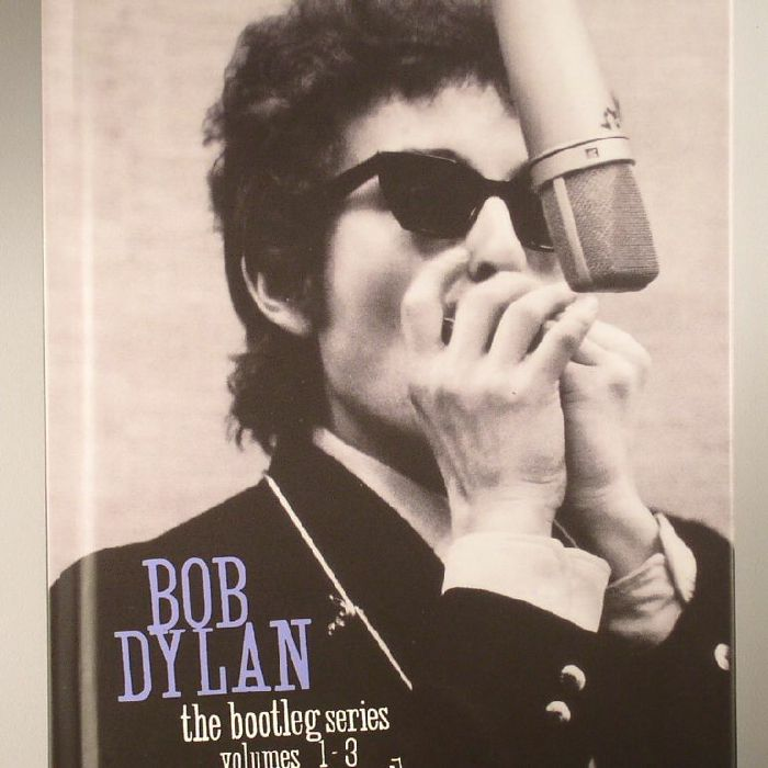 DYLAN, Bob - The Bootleg Series Volumes 1-3 Rare & Unreleased 1961-1991