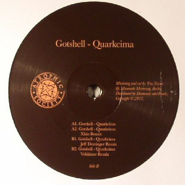GOTSHELL - Quarkcima