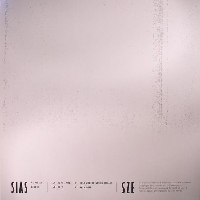 SIAS - As We Are