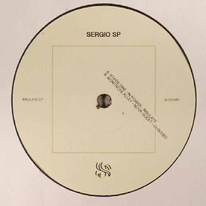 SERGIO SP - Insulate EP